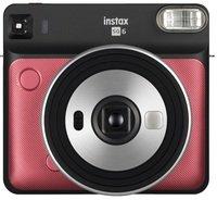 Фотокамера моментальной печати Fujifilm INSTAX SQ 6 Ruby Red (16608684)