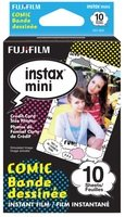 Фотобумага Fujifilm COLORFILM INSTAX MINI COMIC (54х86мм 10шт)