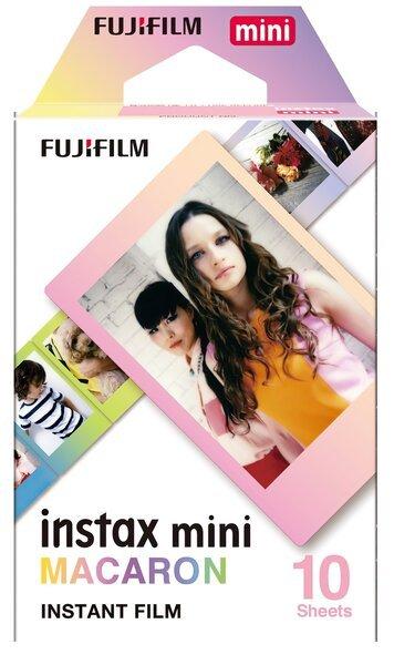 Купить Аксессуары для моментального фото, Фотобумага Fujifilm INSTAX MINI MACARON (54х86мм 10шт)