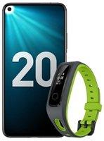 Смартфон Honor 20 (YAL-L21) 6/128Gb Midnight Black