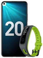 Смартфон Honor 20 (YAL-L21) 6/128 Sapphire Blue