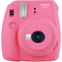 Фотокамера миттєвого друку Fujifilm INSTAX Mini 9 Flamingo Pink (16550784)