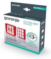 Комплект фильтров Gorenje IHFGFAPRO для пылесосов серии G-FORCE AIR PRO і LITE
