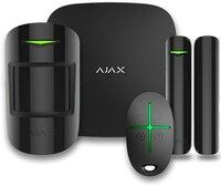Комплект охранной сигнализации Ajax StarterKit Plus, black