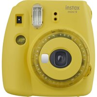 Фотокамера миттєвого друку Fujifilm INSTAX Mini 9 Yellow (16632960)