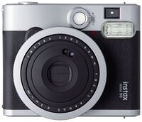 Фотокамера миттєвого друку Fujifilm INSTAX Mini 90 Black (16404583)