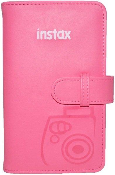 Купить Аксессуары для моментального фото, Фотоальбом Fujifilm INSTAX LAPORTA ALBUM Flamingo Pink (70100136662)
