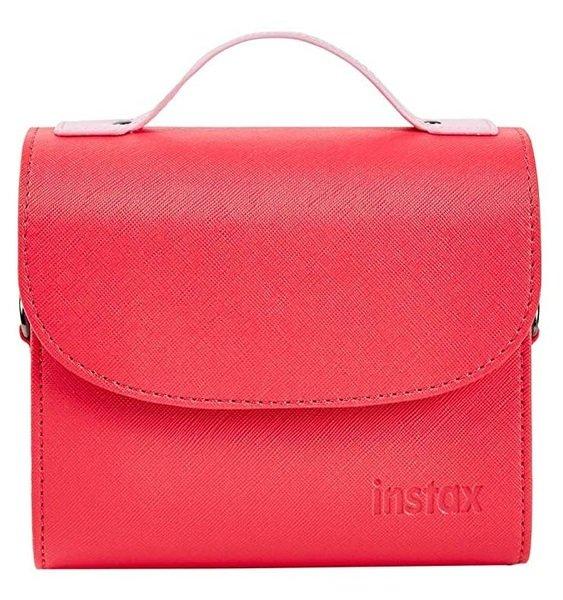 Купить Сумки для фотокамер, Сумка для фотоаппарата INSTAX MINI 9 BAG Flamingo Pink (70100139146), FUJIFILM