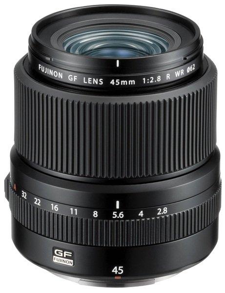Купить Объективы, Объектив FUJIFILM GF 45 mm f/2.8 R WR (16559170)