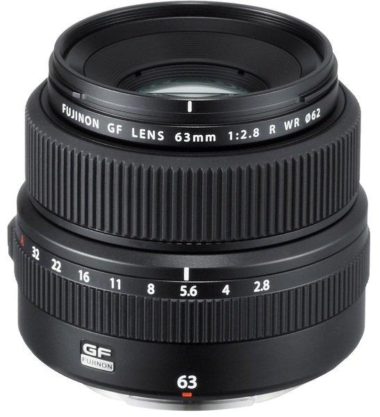 Купить Объективы, Объектив FUJIFILM GF 63 mm f/2.8 R WR (16536647)