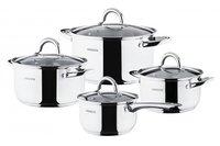 Набір посуду Ardesto Gemini Gourmet 8 предметів (AR1908PS)
