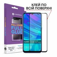 Стекло MakeFuture для Huawei P Smart Z Full Cover Full Glue