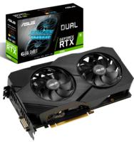 Відеокарта ASUS GeForce RTX2060 6GB GDDR6 DUAL EVO (DUAL-RTX2060-6G-EVO)