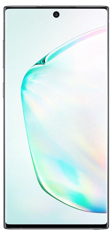 Смартфон Samsung Galaxy Note 10 Silver фото 1