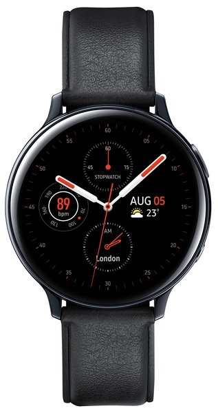 Купить Smart Watch (Умные часы), Смарт-часы Samsung Galaxy Watch Active 2 44mm Stainless steel Black