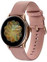 Смарт-часы Samsung Galaxy Watch Active 2 40mm Stainless steel Gold