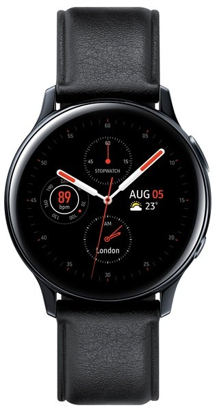 Купить Smart Watch (Умные часы), Смарт-часы Samsung Galaxy Watch Active 2 40mm Stainless steel Black