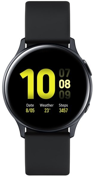 Купить Smart Watch (Умные часы), Смарт-часы Samsung Galaxy Watch Active 2 40mm Aluminium Black