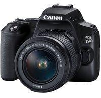 Фотоапарат CANON EOS 250D 18-55 DC III Black (3454C009)