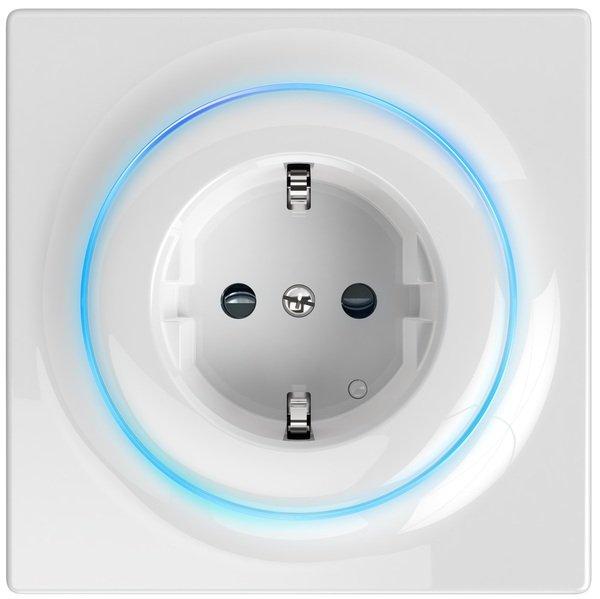 Купить Энергосбережение, Умная розетка Fibaro Walli Outlet Z-Wave 230V (FGWOF-011)