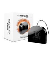 Розумне реле Fibaro Relay Switch 1x25kW Z-Wave чорний (FGS-212_ZW)