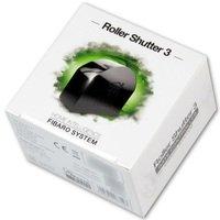 Умное реле Fibaro Roller Shutter 3 Z-Wave 230V черный (FGR-223)