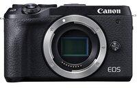 Фотоаппарат CANON EOS M6 II Body Black (3611C051)