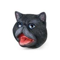 Игрушка-перчатка Same Toy Кот черный (X326-B-UT)