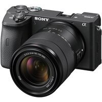 Фотоаппарат SONY Alpha a6600 + E 18-135 mm f/3.5-5.6 OSS (ILCE6600MB.CEC)