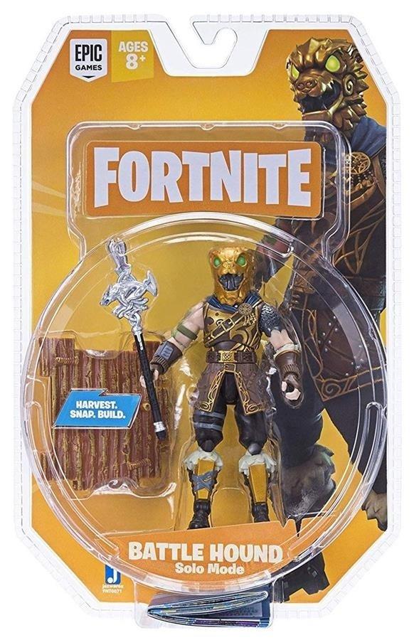 Коллекционная фигурка Fortnite Solo Mode Battle Hound (FNT0071) фото