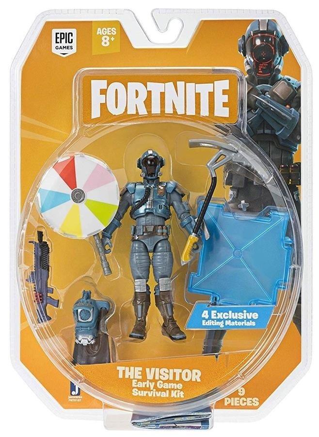 Колекційна фігурка Fortnite Survival Kit The Visitor (FNT0107) фото