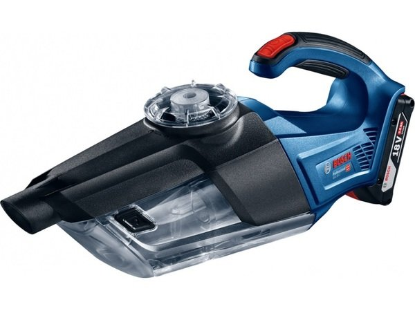 Купить Промышленные пылесосы, Аккумуляторный пылесос GAS 18V-1 Professional (0.601.9C6.200), Bosch
