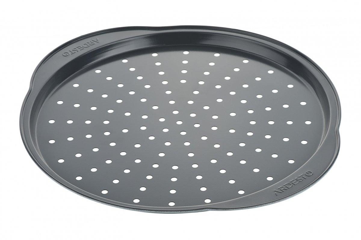 Форма для выпечки Ardesto Tasty baking пиццы 37*33*1,8 см (AR2307T) фото 1