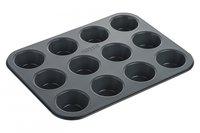 Форма для выпечки маффинов Ardesto Tasty baking на 12 шт. 35*26,5*3 см (AR2305T)