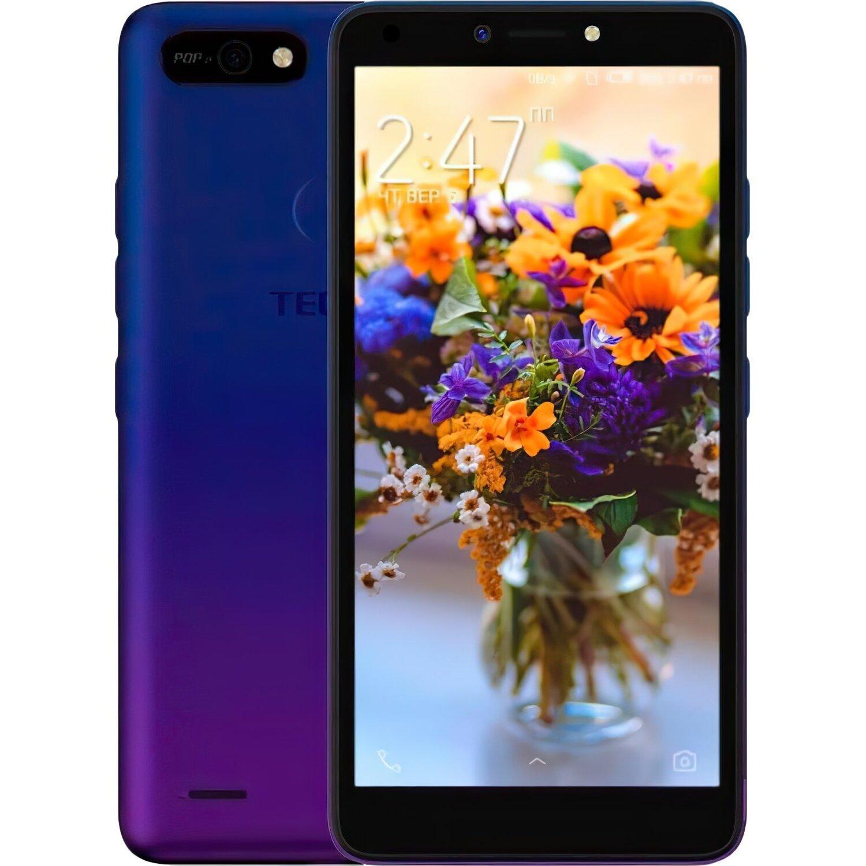 Смартфон TECNO POP 2F (B1F) 1/16GB DS Dawn Blueфото