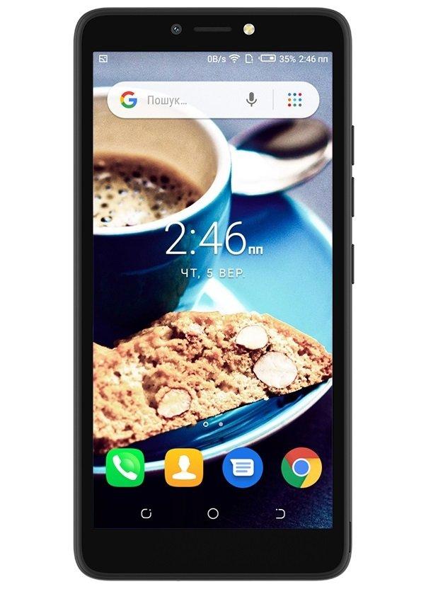 Смартфон TECNO POP 2F (B1F) 1/16GB DS Midnight Black фото 1