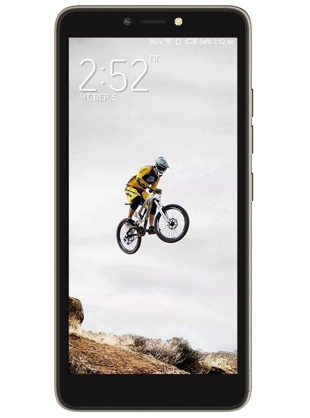 Смартфон TECNO POP 2F (B1F) 1/16GB DS Champagne Gold фото 1
