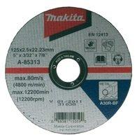 Диск отрезной Makita 230 мм по металлу (A-85335)