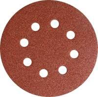 Шлифовальный круг Klingspor (липучка) O125мм P100 PS18EK