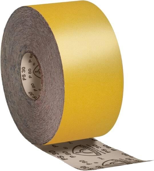 klingspor Шлифовальная бумага Klingspor PS 30 D рулон 115 x 50000 mm зерно 120 174091
