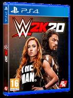 Игра WWE 2K20 (PS4, Английский язык)