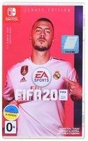 Игра FIFA 20 (Nintendo Switch, Русская версия)