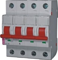Выключатель нагрузки ETI SV 480 4р 80А