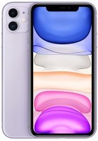 Смартфон Apple iPhone 11 256GB Purple (slim box) (MHDU3)