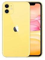 Смартфон Apple iPhone 11 128GB Yellow (slim box) (MHDL3)