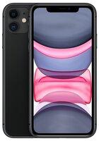 Смартфон Apple iPhone 11 256GB Black (slim box) (MHDP3)