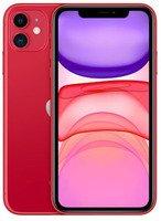 Смартфон Apple iPhone 11 256GB (PRODUCT)RED (slim box) (MHDR3)