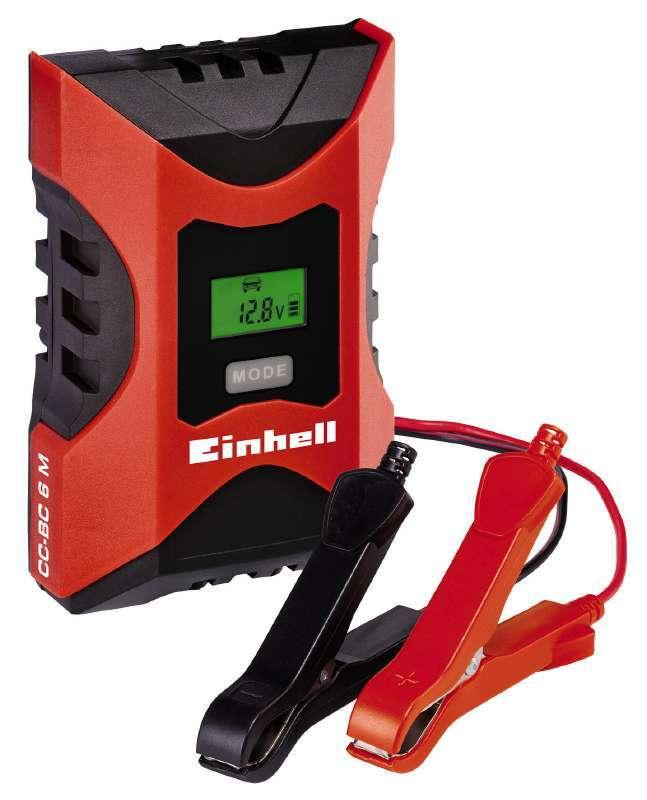 Зарядное устройство Einhell CC-BC 6 M (1002231) фото 1