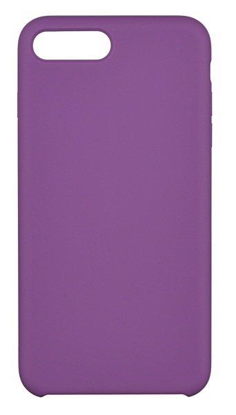 Чeхол 2Е для Apple iPhone 7/8 Plus Liquid Silicone Purple фото 1