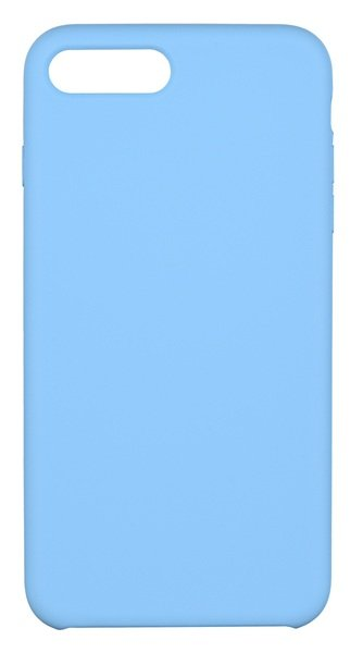 Чeхол 2Е для Apple iPhone 7/8 Plus Liquid Silicone Skyblue фото 1